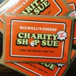 Happy Shopper - Charity Shop Sue Greeting Card