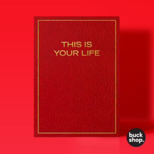 This is Your Life inspired Greeting Card
