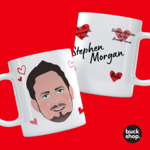 Stephen Morgan MP inspired Mug